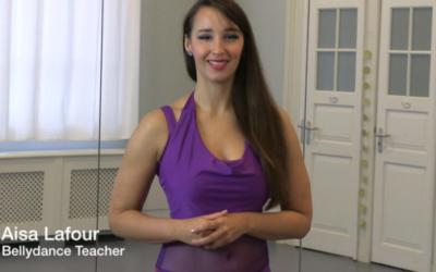 5 week online Beginner Bellydance Course